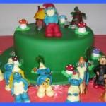 471732 decoração Smurfs 7 150x150 Festa com decoração Smurfs: dicas, fotos