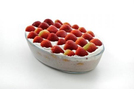 471811 pavê morango 1 Almoço de dia dos pais: pratos especiais