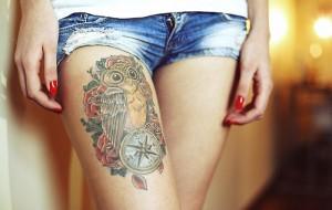 Fotos de tatuagem de pássaro