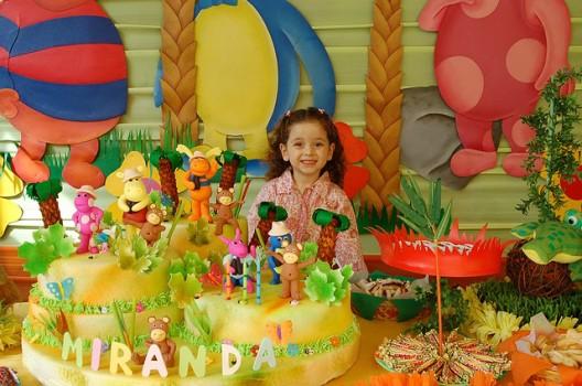 472287 Decoração de aniversário tema Backyardigans dicas 4 Decoração de aniversário tema Backyardigans: dicas