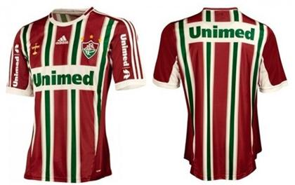 472346 Uniforme do Fluminense 2012 2013 Uniforme do Fluminense 2012 2013