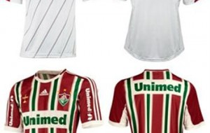 Uniforme do Fluminense 2012-2013