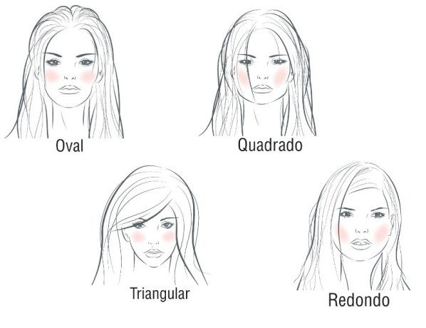 472846 1 Blush: como aplicar para cada formato do rosto