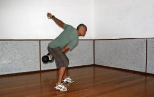 Exercícios básicos de Kettlebell