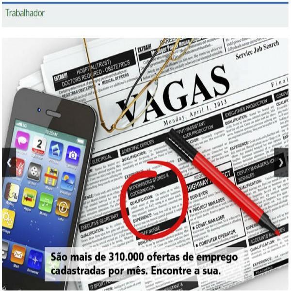 473198 oportunidade de emprego mais emprego 600x600 Mais Emprego cadastro, maisemprego.mte.gov.br