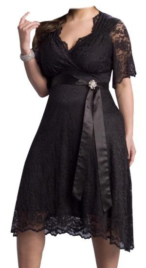 473374 Vestido de festa plus size como escolher dicas.1 Vestido de festa plus size: como escolher, dicas