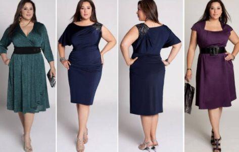 473374 Vestido de festa plus size como escolher dicas.2 Vestido de festa plus size: como escolher, dicas