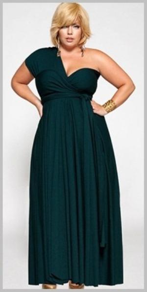 473374 Vestido de festa plus size como escolher dicas.5 Vestido de festa plus size: como escolher, dicas