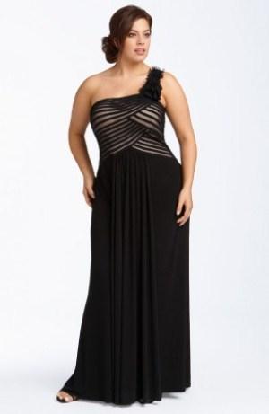 473374 Vestido de festa plus size como escolher dicas.6 Vestido de festa plus size: como escolher, dicas