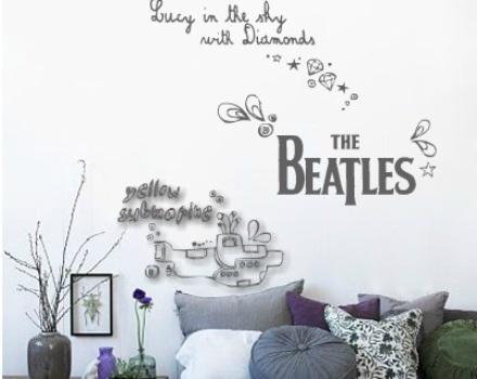 473635 Decoração de parede com adesivos retrô dicas preços 1 Decoração de parede com adesivos retrô: dicas, preços