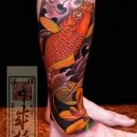 473792 Tatuagem de carpa 07 150x150 Tatuagem de carpa: fotos