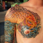 473792 Tatuagem de carpa 08 150x150 Tatuagem de carpa: fotos