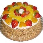 473875 Bolo decorado com frutas fotos 08 150x150 Bolo decorado com frutas: fotos