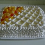 473875 Bolo decorado com frutas fotos 21 150x150 Bolo decorado com frutas: fotos