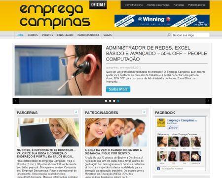 474123 emprega campinas vagas de emprego 2012 2013 1 Emprega Campinas: vagas de emprego 2012 2013
