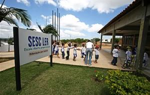 Cursos gratuitos Sesc PI 2012