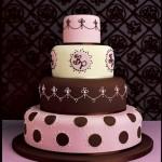 474674 Bolo rosa decorado fotos 19 150x150 Bolo rosa decorado: fotos