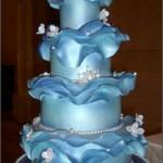 474758 Bolo azul decorado fotos 02 150x150 Bolo azul decorado: fotos