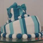 474758 Bolo azul decorado fotos 10 150x150 Bolo azul decorado: fotos