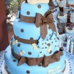 474758 Bolo azul decorado fotos 11 150x150 Bolo azul decorado: fotos