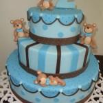 474758 Bolo azul decorado fotos 16 150x150 Bolo azul decorado: fotos