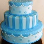 474758 Bolo azul decorado fotos 17 150x150 Bolo azul decorado: fotos