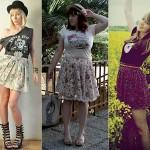 474846 Os visuais com saia ficam bem femininos 150x150 T shirts: como usar, dicas, fotos