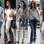 474846 Seja skinny ou estilo boyfrinend os jeans ficam perfeitos com t shirts 150x150 T shirts: como usar, dicas, fotos