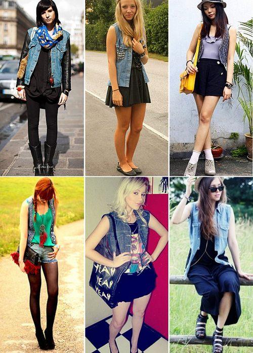 474876 Colete jeans dicas como usar 9 Colete jeans: dicas, como usar