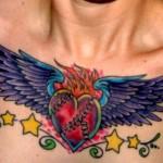 475430 Tatuagem de coração fotos 09 150x150 Tatuagem de coração: fotos
