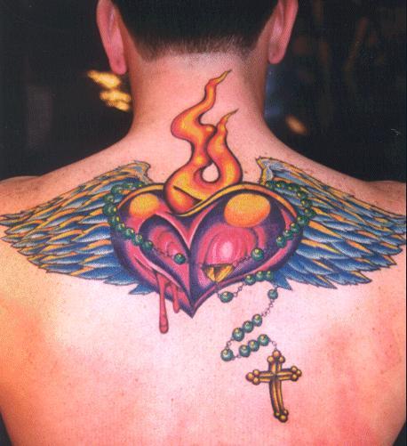 475430 Tatuagem de cora%C3%A7%C3%A3o fotos 14 Tatuagem de coração: fotos