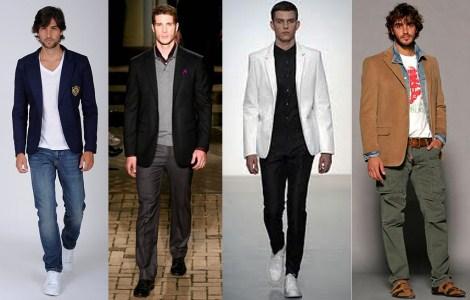 475658 Cores de roupas masculinas como combinar dicas.7 Cores de roupas masculinas: como combinar, dicas