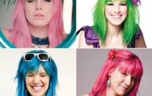 Cabelos candy color: dicas, fotos