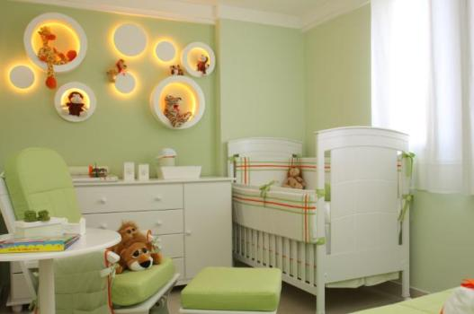 476173 Quartos modernos para bebês dicas fotos 3 Quartos modernos para bebês: dicas, fotos