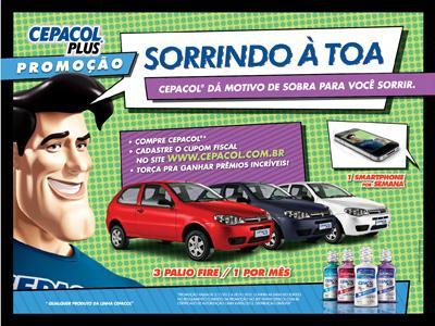 476210 Promoção Sorrindo à Toa Cepacol Promoção Sorrindo à Toa Cepacol