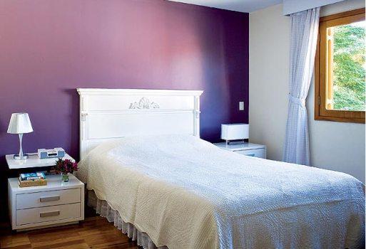 476246 Decoração com a cor violeta dicas fotos 3 Decoração com a cor violeta: dicas, fotos