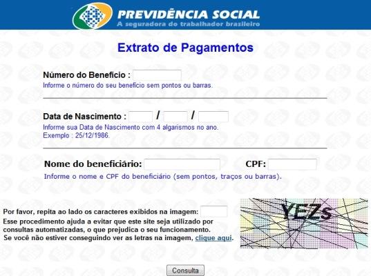 47658 www.previdenciasocial.gov .br INSS Benefícios Extratos 1 www.previdenciasocial.gov.br: INSS, Benefícios, Extratos