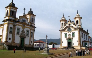 Pacote de viagem Minas Gerais CVC 2012