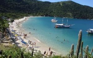 Pacote de viagem Cabo Frio julho 2012