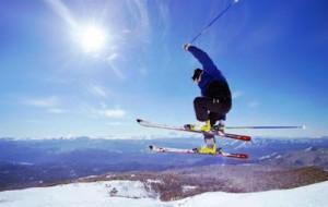 Pacote de viagem para esqui CVC 2012
