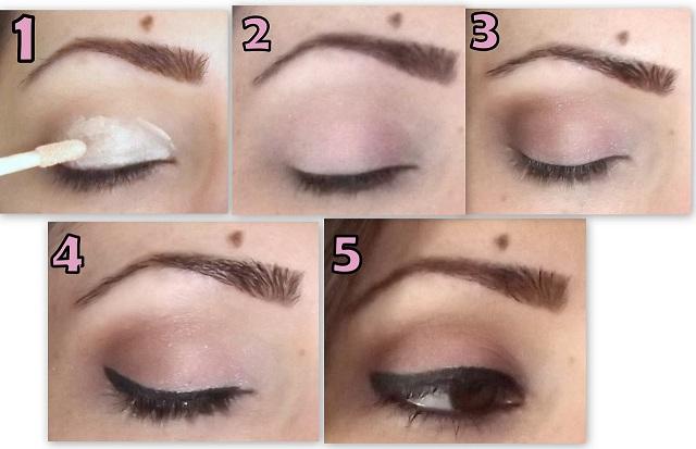 476967 Maquiagem discreta para olhos como fazer dicas Maquiagem discreta para olhos: como fazer, dicas