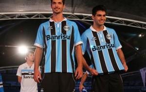 Uniforme do Grêmio 2012-2013