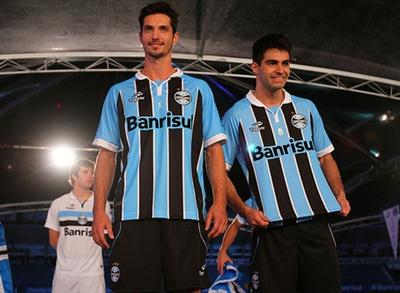 477125 Uniforme do Grêmio 2012 20132 Uniforme do Grêmio 2012 2013