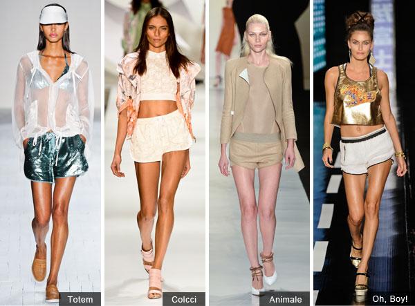 477144 tendencia verao 2013 shorts esportivos Bustiê   tendência verão 2013