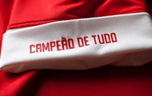 Uniforme do Internacional 2012-2013