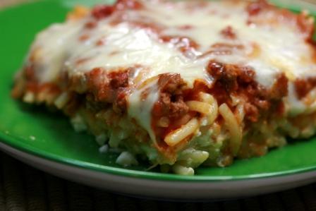 477867 lasanha1 Lasanha de espaguete