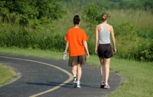 Caminhada pode colaborar para evitar diabetes tipo 2