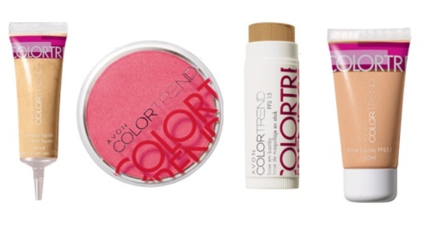 478145 Linha de maquiagem Color Trend Avon 1 Linha de maquiagem Color Trend Avon