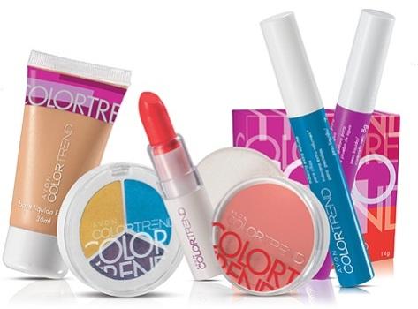 478145 Linha de maquiagem Color Trend Avon 2 Linha de maquiagem Color Trend Avon
