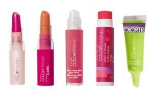 Linha de maquiagem Color Trend Avon